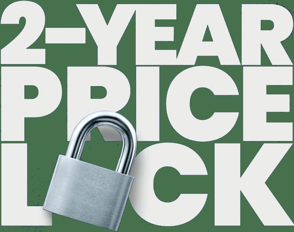 MetroNet 2 Year Price Lock